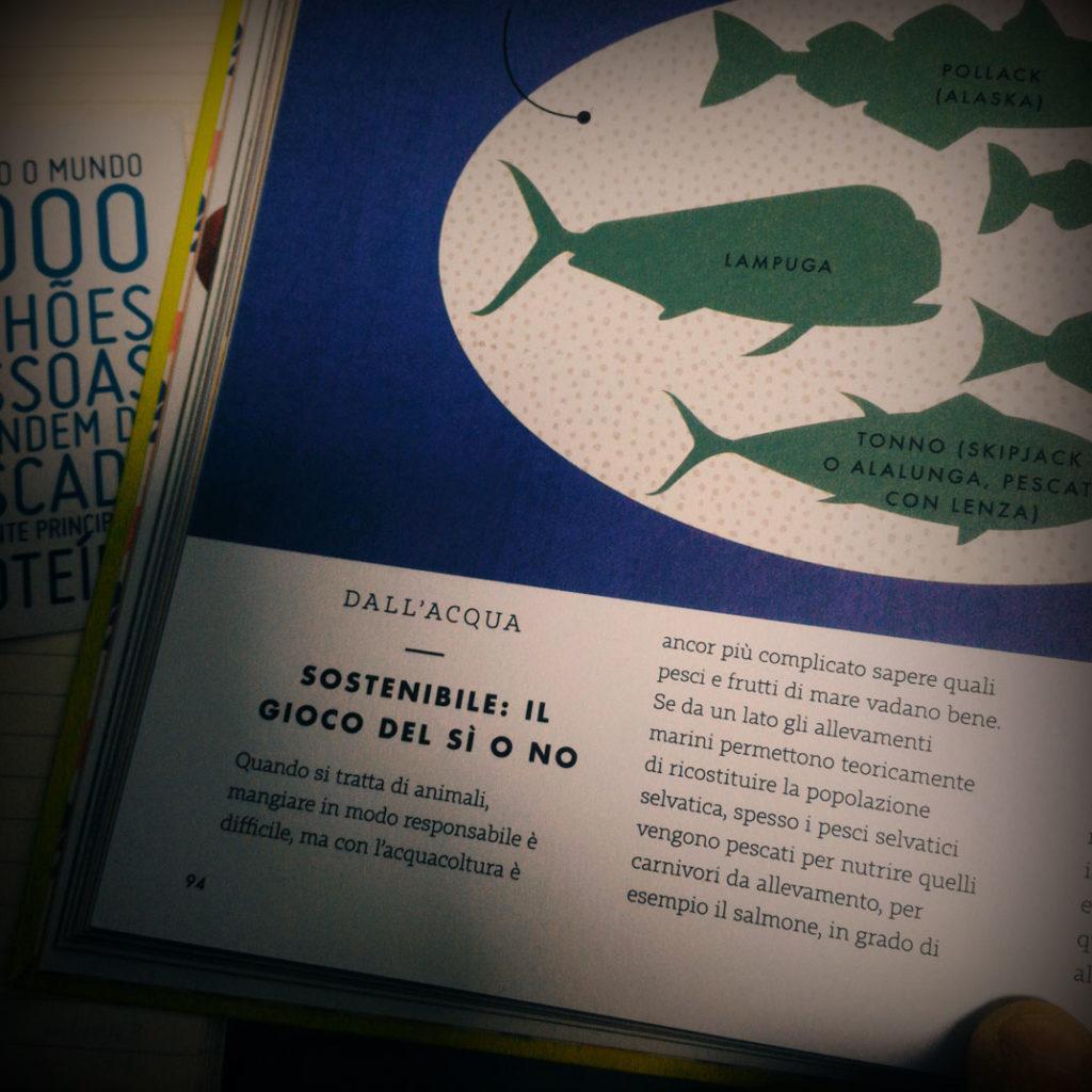 pesce sostenibile - quale scegliere