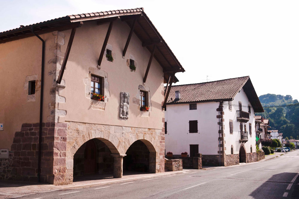 Paesi baschi in bicicletta - Oronoz
